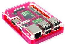 Raspberry Pi Cases / Cases, enclosures, boxes, hobocases, Lego.... Anything you can put a Pi in basically. Home-brew or off the shelf.
