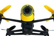 Drones, Quadcopters and Multicopters / Pictures of our favourite flying cameras and their associated accessories