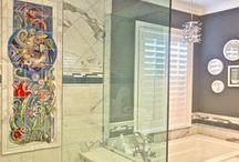 bathroom/bedroom remodel / remodel of master bedroom suite