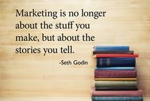 Marketing Quotes We Love / Sayings and quotes about marketing