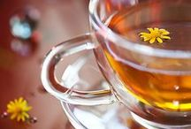 Hora del té y café