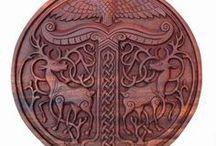 Vikings Asatru Pagan Jewelry and Wood Handgraft / Pagan and Asatru Designs
