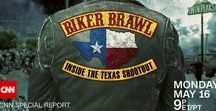 Texas Biker Shootout 2015 Waco Twin Peaks / May 17, 2015 in Waco, Texas at a Twin Peaks restaurant, Cossacks, Bandidos and other motorcycle clubs gathered for a meeting of the Coalition of Clubs and Independents.  Soon after most arrived, they found themselves in the middle of a bloodbath as members of law enforcement open-fired.  9 men died, 23 were injured and initially 177 people were arrested.  This board is dedicated to the international news reporting that followed and the on-going court battles.