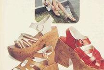 Footwear, 1970-s