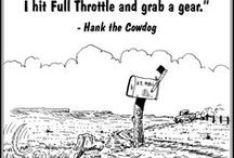 Hank the Cowdog / There's nothing like listening to Hank the Cowdog on a road trip!