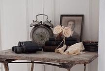 Inspirations, vintage, brocante  / by Michela Pozzi