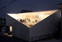 Facade Housing / House - Facade