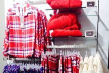 Shots in Shops & Posted Pics / Customers and store owners snaps of our gorgeous Cyberjammies in shops around the UK and from their homes.