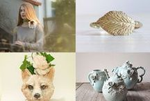 * Gift Guide - Etsy Treasuries *