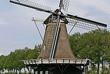 The Netherlands / My husband's native land
