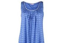 Chemise by Cyberjammies / A board with all our pretty chemise, available online