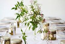 Entertaining Ideas / Easy Entertaining Ideas for Your Elegant Party! // Casual Table Decor and Food