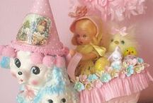Vintage Easter Goodies / by Sharon Williams