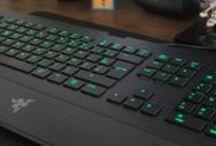 Clavier Gamer / Envie d'un nouveau clavier gamer ? Faites votre choix en photo et retrouvez tous nos tests sur notre site.