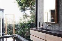 Modern Bathroom. / by Sylvain Gaudreau