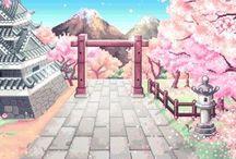 Kawaii GIF- Pixel arts
