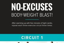 All Over Body workouts