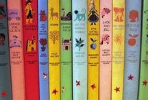 StoryTime / Vintage childrens books, illustrations, characters, and figures / by Sharon Williams