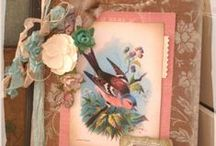 Altered Books, Junk Journals, Smashbooks / My next project - can't wait to get started.  These ideas and inspirations will help. / by Sharon Williams