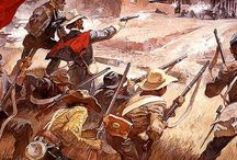 Texas & New Mexico in the Civil War / History of the involvement of Texas and New Mexico in the War Between the States