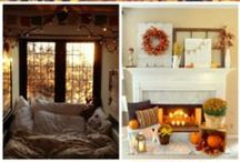 Fall /  We love Fall! Everything from fashion to recipes, decorations and crafts.