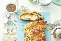 Kochen & Backen zu Ostern / Ostern gibt es süßes Gebäck, herzhafte Schlemmereien, fluffigen Hefezopf und selbst gemachten Eierlikör zum Familienfest.