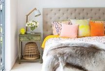 Bedroom Decor / Dream Master Bedroom Decor for Your Apartment // Girly, Boho, Modern and Classic // Ideas for those on a Budget...dream big!