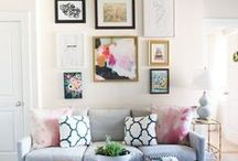 Apartment Ideas / Everything about apartment decor and living ideas!  Apartment decorating on a budget and small space ideas.