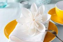 Origami  - Ideen zum Selberfalten / Unsere raffinierten Faltanleitungen und geschickte Finger lassen Tiere, Blumen, Schachteln sogar ganze Bilder aus Papier entstshen. Auf die Plätze, fertig, falten!