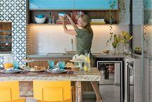 Ideias de decoração para cozinhas