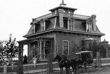 Houses from the 1800's