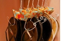 Vaatteiden ja kenkien säilytys