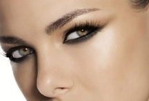 Eyes / This season the eyes are strong, with liquid eye liner and shimmer playing an important role in creating the latest looks. Eyeliner gives eyes the sexy look which can be worn easily during the day with neutral shades and glammed up at night with shimmer and sparkle.