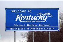 Kentucky! <3 / by Emily Leistikow