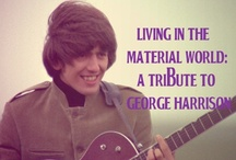 ♥♥Living In The Material World♥A Tribute to George Harrison♥♥Group Board♥♥ / This is a tribute board for George Harrison! You may pin anything to this board that has to do with George Harrison. But please, don't post any pins that have a price tag on them. Thanks! If you would like to post to this board, please comment on one of the pins below and be sure to put in your comment @GeorgeHarrisonImInLoveWithYou. Thanks! ~GeorgeAnne Harrison-Starkey (GeorgeHarrisonImInLoveWithYou)