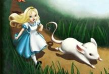 Alice in Wonderland / All things Alice in Wonderland