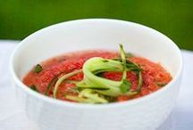 Chilled Summer Soups