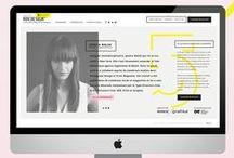 ○ WEB DESIGN ○ / #webdesign #design #branding