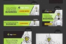 Web Banners / examples of web banner advertising