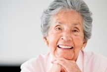 Elderly health board / The elderly can find their health related articles and interviews.