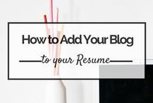 Ultimate Blogging Resources / Everything related to blogging that's been a great resource for me. Topics from SEO, social media, blog design, and even post topic inspiration.