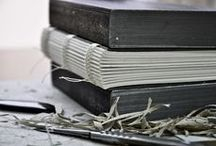 Books & Binding / Amazing hand bound and extremely pretty books.