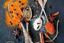 Food photography - orange
