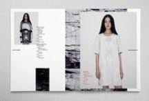 Lookbooks / Beautifully designed lookbooks for fashion.