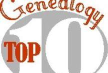 Genealogy Top 10 dot com