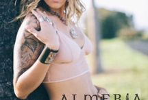 Almeria Design / Artisan jewelry made with fine metals and natural stones.  Organic, rustic chic, one of a kind bohemian with a touch of magic .  Made on Maui