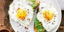 BREAKFAST {food yum} / Love Breakfast