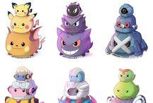 Pokemon ʕ•ᴥ•ʔ
