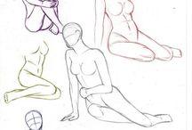 Drawing ʕ•ᴥ•ʔ (tutorials/inspiration)