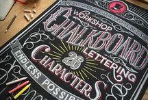 Bold Statements Chalkboard Art / Chalkboard Art by Bold Statements